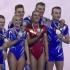 România, opt medalii la individual la CE de gimnastică aerobică