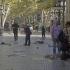 Doi dintre românii răniți la Barcelona au fost externați