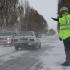 1.700 de polițiști rutieri mobilizați pe arterele de circulație din zonele vizate de vremea rea