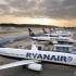 Greve masive la Ryanair. Sute de zboruri anulate