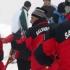 Turist accidentat pe un traseu dificil de alpinism din Bucegi