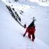 Salvamontiștii au reluat căutările celor doi copii alpiniști, morți în avalanșa de pe Retezat
