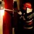 Intervenția promptă a pompierilor i-a salvat viața