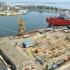 Portul Mangalia este în continuare închis din cauza condițiilor meteo