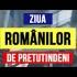 Ziua Românilor de Pretutindeni, în ultima duminică a lunii mai
