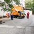 Se desfășoară lucrări de asfaltare în zona Dacia din Constanța