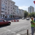 Sensul giratoriu din dreptul Spitalului Județean Constanța a fost desființat