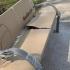 Se reabilitează mobilierul urban din Parcul de la Gară