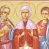 Sfinții Apostoli Arhip, Filimon și soția sa, Apfia, pomeniți în calendarul creștin ortodox