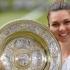 Simona Halep, jucătoarea lunii iulie în ancheta WTA