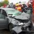 Accident la Siminoc. O persoană este încarcerată