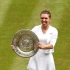 Halep a revenit acasă după succesul de la Wimbledon