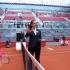 Simona Halep a învins-o pe Irina Begu și s-a calificat în semifinalele turneului de la Madrid