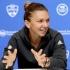 Halep aşteaptă cu încredere finala cu Serena Williams