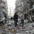 Rusia a prelungit până vineri după-amiază armistițiul umanitar din Alep