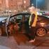 Șofer cu permisul suspendat pentru băutură, prins băut la volan, după ce a lovit o mașină parcată