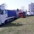 Un spital modular destinat îngrijirii pacienţilor cu Covid 19 se montează la Constanţa