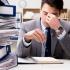 Jumătate din salariații români sunt foarte stresaţi la locul de muncă