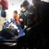 Un jandarm a oprit la timp o femeie de la suicid. ''La nici 15 secunde, a trecut și trenul!''
