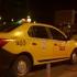 Taximetrist sancționat de Poliția Locală pentru că a refuzat să ia un client
