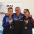 Patru medalii la Openul Italiei la tenis de masă pentru sportivele constănţene