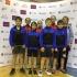 CS Farul, pe podium la CN de tenis de masă junioare III