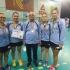 Echipa feminină de la CS Farul, vicecampioană naţională la tenis de masă