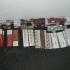 Cinci persoane cu 432 pachete de ţigări netimbrate, surprinse de jandarmi