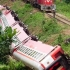 55 de morți și aproape 600 de răniți, în urma deraierii unui tren