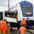 Cel puțin zece răniți, după ce un tren a intrat în coliziune cu un autobuz, în Germania