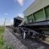 Tren deraiat spre mare, la Fetești. Traficul este blocat
