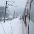 Traficul feroviar se desfășoară în graficele normale