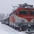 Trenuri de pe ruta București-Constanța, anulate. Porturile deschise.