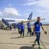 Tricolorii au ajuns duminică la Podgorica