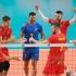Voleibaliştii tricolori, în faţa meciurilor decisive de la Campionatul European