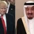 A doua zi a vizitei lui Donald Trump în Arabia Saudită