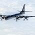 Bombardiere rusești, escortate de americani în largul Alaskăi