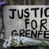 Un an de la tragedia de la turnul Grenfell! M. Britanie tăcută în faţa celor 71 de morţi