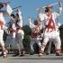 Un eveniment extraordinar: Călușarii vin în vizită la Marina Română