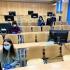 190 de studenți se alătura în rezolvarea telefonică a anchetelor epidemiologice