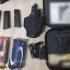 Un pistol cu muniţia aferentă a fost descoperit într-un container, în Portul Constanţa Sud Agigea