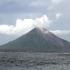 Erupție vulcanică pe una din insulele Solomon