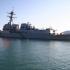 Nave militare iranienie au trecut în viteză pe lângă un distrugător american