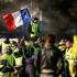 """Probleme mari în Franța: """"vestele galbene"""" revin în forță cu protestele"""