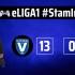 În eLiga 1, FC Viitorul a reuşit cea mai categorică victorie