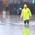 Vine potopul?! Opt județe, sub COD PORTOCALIU de inundații