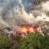 """Vulcanul Kilauea erupe de o lună! Acum aruncă cu """"proiectile"""" de lavă"""