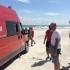 Căutări disperate! O persoană a fost înghițită de mare la Corbu!