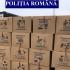 Mărfuri alimentare contrafăcute, descoperite în Portul Constanța