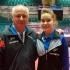Elena Zaharia, dublă campioană europeană la junioare II la tenis de masă